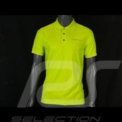 Porsche polo shirt Sport Collection Acid Green WAP544G - men