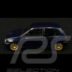 Renault Clio Williams 1993 Bleu Sport blue blau 1/43 Norev 517522