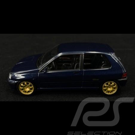 Renault Clio Williams 1993 Sport Blue 1/43 Norev 517522