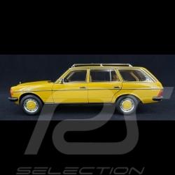Mercedes - Benz Klasse E 200T 1982 Gelb 1/18 Norev 183734