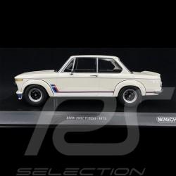 BMW 2002 Turbo 1973 Weiß 1/18 Minichamps 155026200