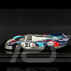 Porsche 917 LH 24H N°21 Le Mans 1971 1/43 Spark S1099