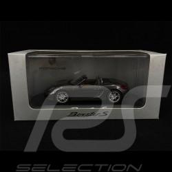 Porsche Boxster S 981 2013 grau 1/43 Minichamps WAP0202010D