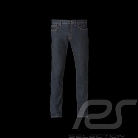Jeans Porsche Basic Slim Fit navy blue comfort fit Porsche Design 40469018692 - men