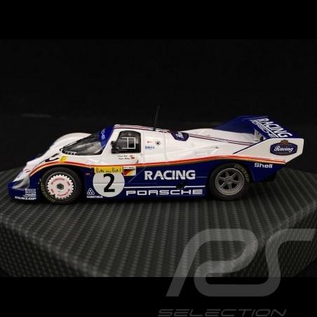 Porsche 956K n° 2 Record Nürburgring 1983 1/43 Werk83 W83430002