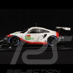 Porsche 911 RSR type 991 n° 93 Le Mans 2018 1/18 Ixo LEGT18005