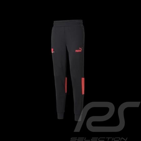 Pantalon Porsche Targa Puma Slim Softshell Tracksuit Noir / Rose / Blanc Trousers pants hose homme