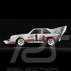 Audi Sport Quattro S1 n° 1 Winner Pikes Peak 1987 1/18 CMR CMR205