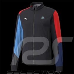 BMW Sportjacke Puma Schwarz blau rot 531184-04 - Herren