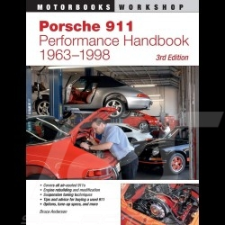Buch Porsche 911 Performance Handbook - 1963-1998