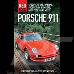 Buch Porsche 911 - Red Book