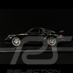 Porsche 911 Type 997 GT2 RS Coupe 2010 Schwarz 1/18 Norev 187598