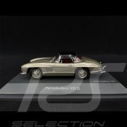 Mercedes - Benz 300 SL Roadster (W198) Hard Top 1954 Beige Métallique 1/43 Schuco 450258800