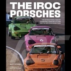 Buch The IROC Porsches - Matt Stone