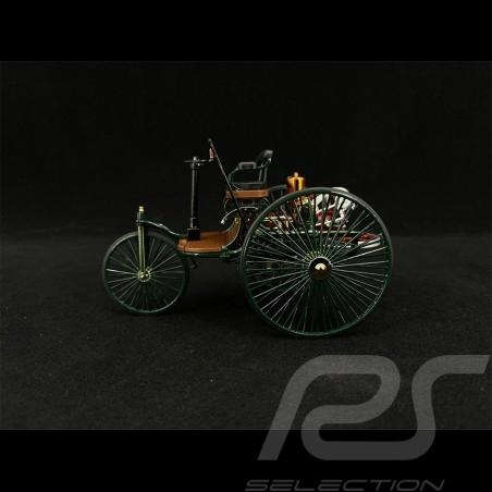 Benz Patent-Motorwagen 1886 Vert Green Grün 1/18 Norev 183701