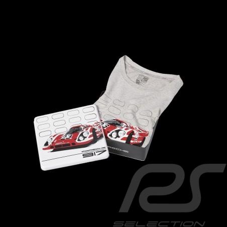 Porsche 917 Collection T-shirt Collector box Edition n° 5 Porsche WAP700G - unisex
