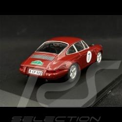 Porsche 911 S n° 7 Bavaria Rally 1970 1/43 CMR WRC014