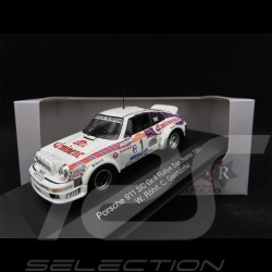 Porsche 911 SC Groupe 4 n° 1 Rally San Remo 1981 1/43 CMR WRC006