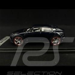 Lamborghini Urus Prototype Beijing Motorshow 2012 Blu Hera 1/43 LookSmart LS399H - Très rare !