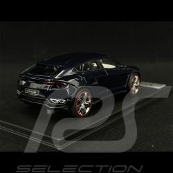 Lamborghini Urus Prototype Beijing Motorshow 2012 Blu Hera 1/43 LookSmart LS399H - Ultra Rare !