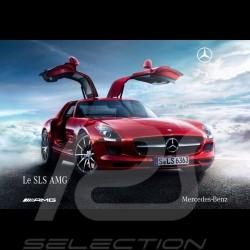 Brochure Mercedes SLS AMG 2010 03/2010 en français MESS4001-02