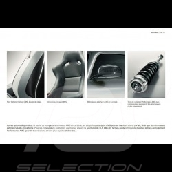 Mercedes Brochure SLS AMG 2010 03/2010 in french MESS4001-02