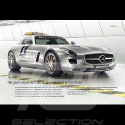 Mercedes Brochure SLS AMG Coupé et SLS AMG Roadster 2011 10/2011 in french MESS4003-01
