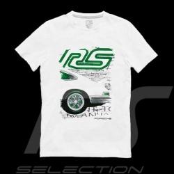 Porsche T-shirt Porsche Carrera RS 2.7 Collector box Edition n° 6 Porsche WAP711H - unisex