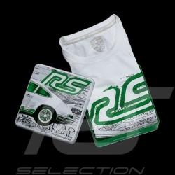 T-shirt Porsche Carrera RS 2.7 Boîte collector Edition n° 6 WAP711H - mixte