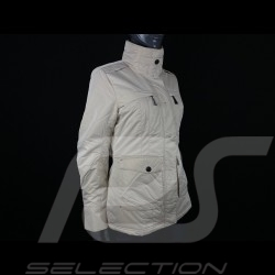 Porsche Metropolitan Collection Jacket Beige WAP963F - women