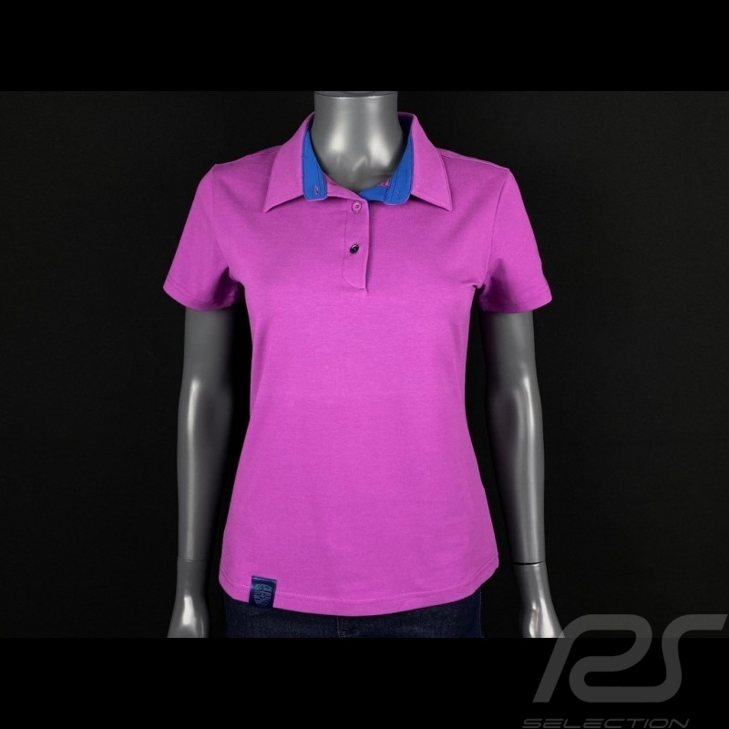 Porsche Polo shirt Purple WAP966F - women