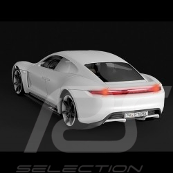 Porsche Mission E radio controlled White with character Playmobil 70765