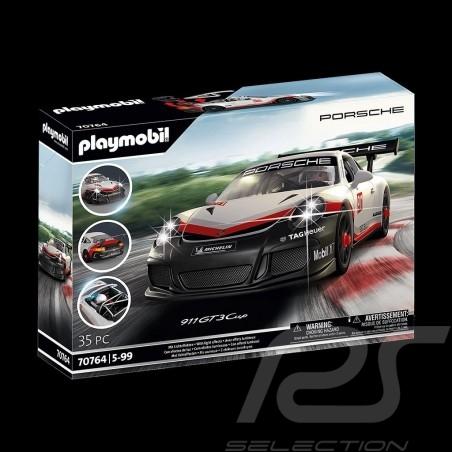 Porsche 911 GT3 Cup Motorsport Team Blanche Playmobil 70764