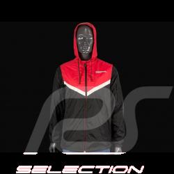 Porsche jacket windbreake Motorsport 4 Collection Black / Red WAP123NFMS - men
