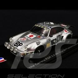 Porsche 911 Carrera RSR 3.0 n° 162 Tour de France Auto 1977 1/43 Spark SF203