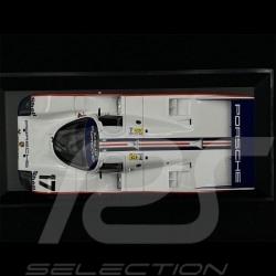 Porsche 962 C LH  Winner Le Mans 1987 n° 17 1/43 Spark MAP020286713