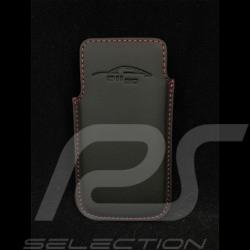 Etui en cuir leather case ledertasche multifonctions Porsche 50 ans de la 911 WAP9110030E