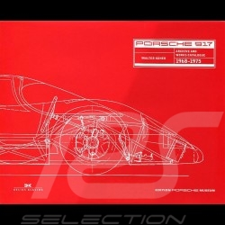 Book Porsche 917 - Archive and Works Catalogue 1968 - 1975 MAP09025514
