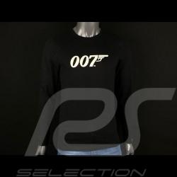 T-shirt à manches longues James Bond 007 Noir H21125 - homme