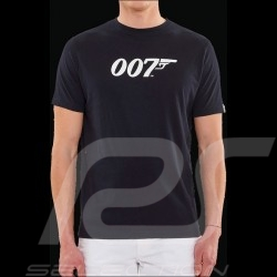 T-shirt James Bond 007 Noir Black Schwarz - homme