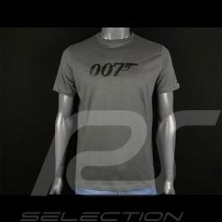 T-shirt James Bond 007 Gris grey grau Asphalte - homme