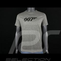 T-shirt James Bond 007 Gris grey grau - homme