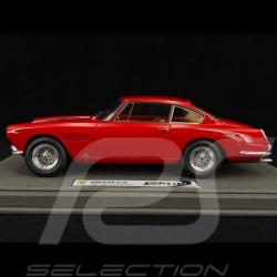 Ferrari 250 GTE 2+2 Series 1 1960 Rouge Red Rot 1/18 BBR Models BBR1850C