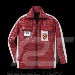 Veste Jacket Jacke Porsche mécanicien d'usine Style seventies Bordeaux WAP840F - homme