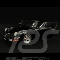 Porsche 911 Type 964 Turbo 3.6 1993 Black 1/18 Solido S1803404