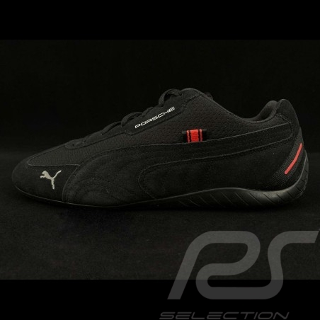 Porsche Targa Puma Speedcat Sneaker / Basket Shoes - Black / Pink - Men