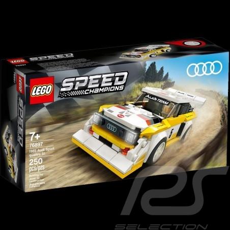 Audi Sport Quattro S1 1985 Speed Champions Lego 76897