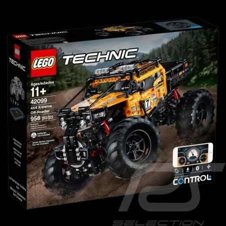 4x4 X-treme Off-Roader Lego Technic 42099