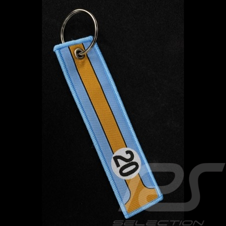 Keyring Selection RS n° 21 Racing 1970 Blue / Orange