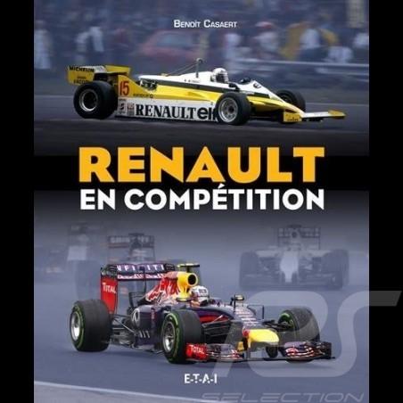 Book Renault en compétition...